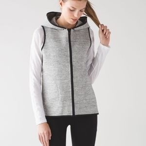 Lululemon Insculpt Vest Heathered Grey